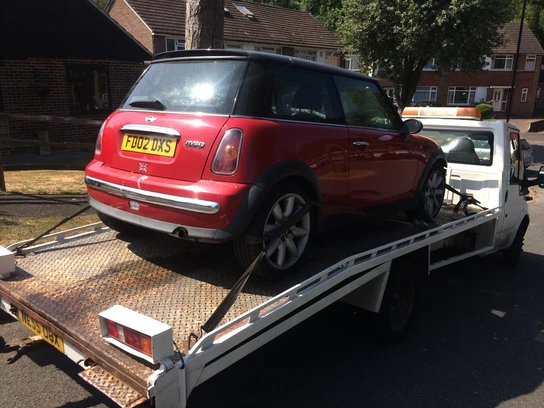 Scrap Car Removal Beckenham