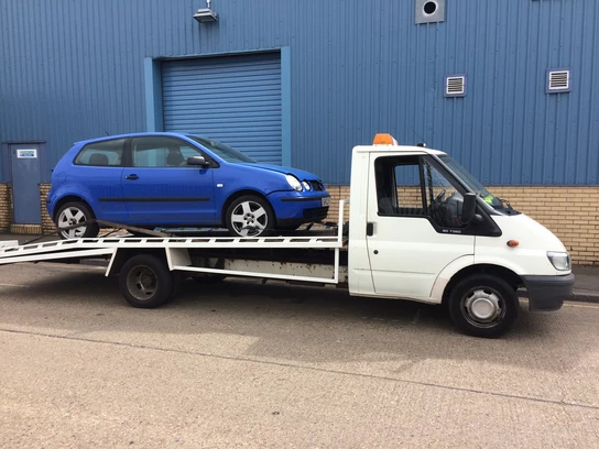 Scrap Car Removal Banstead