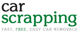 Car Scrapping Logo